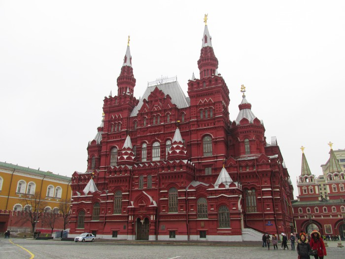 Red Moscow