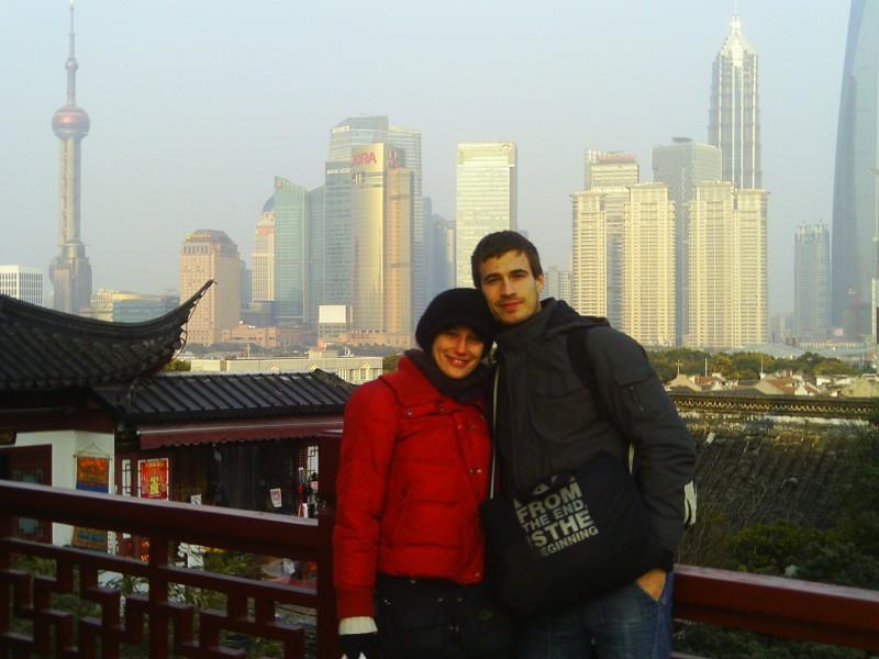 Shang Hai honeymoon