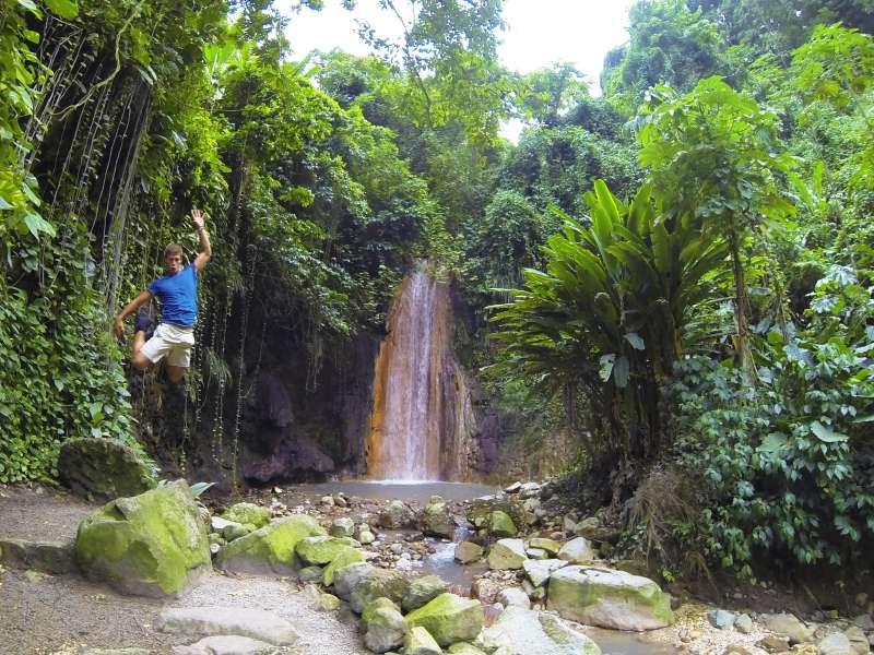 Saint Lucia adventure