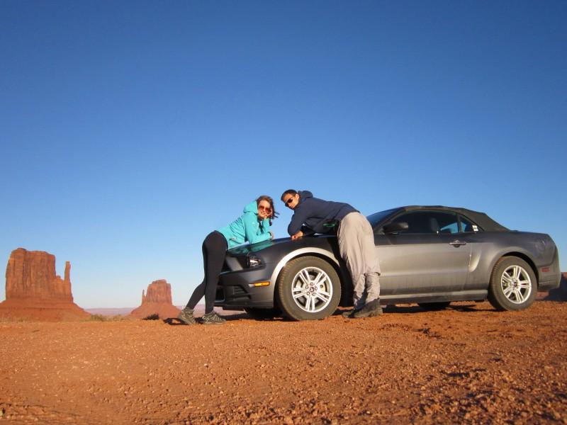 wild west road trip