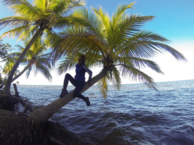Amatique Bay Guatemala beach
