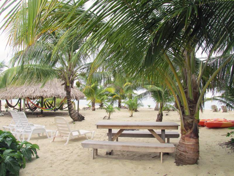 Belize Placencia beach
