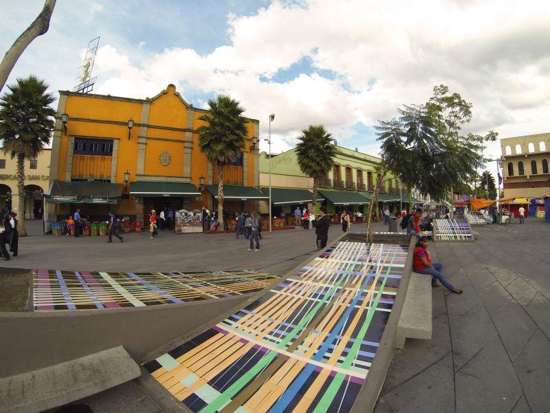 Mexico city mariachi