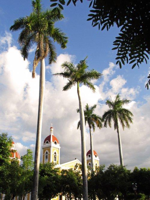 Nicaragua Granada town