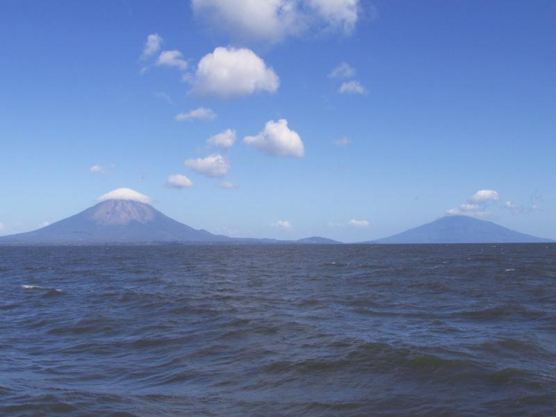 Nicaragua Ometepe island