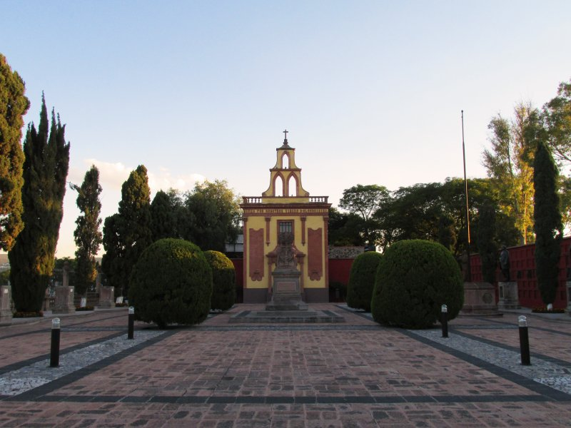 Querétaro City attractions