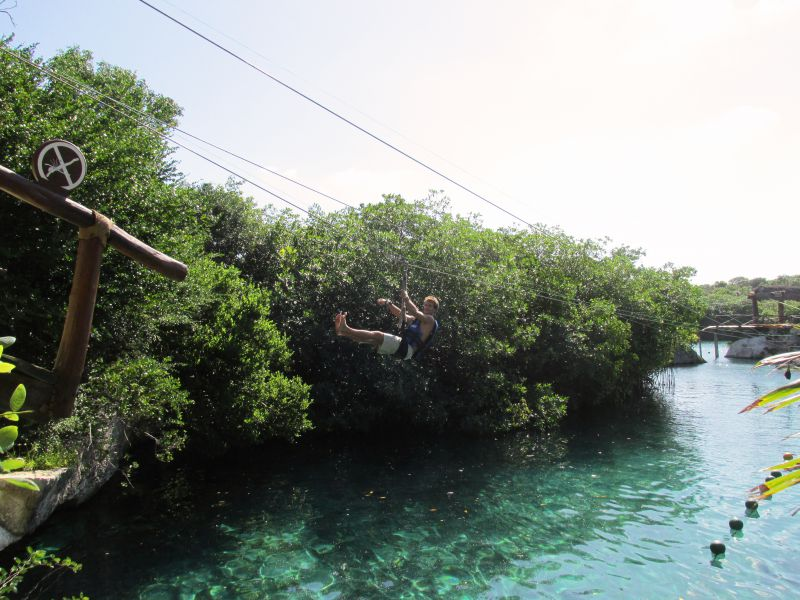 Xel Ha adventure
