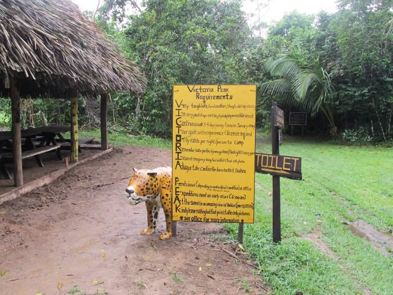 jaguar reserve belize