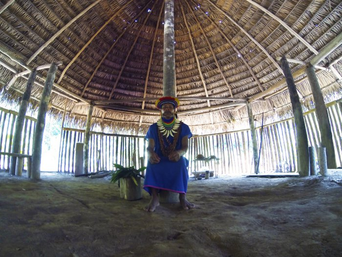 Amazon shaman