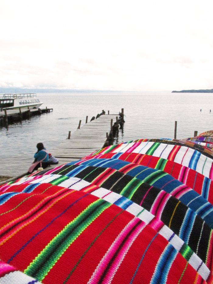 Bolivia lake