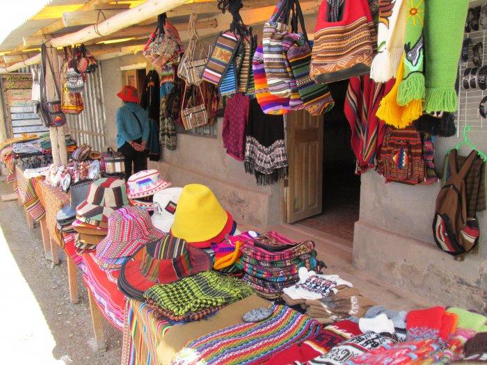 Bolivia market