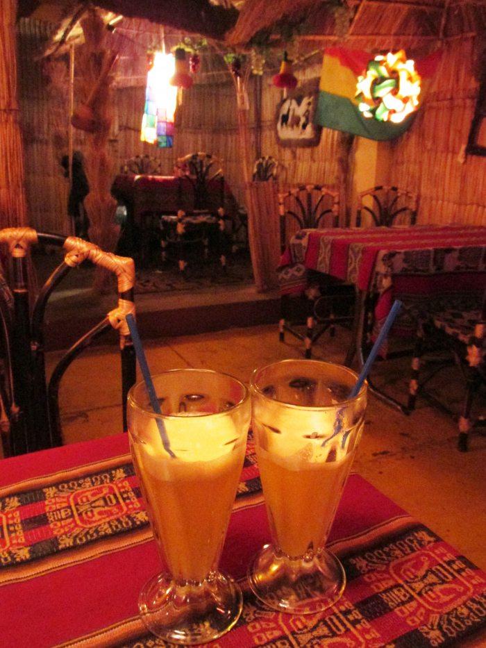 Bolivia restaurant