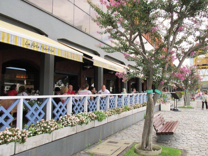 Buenos Aires European cafe