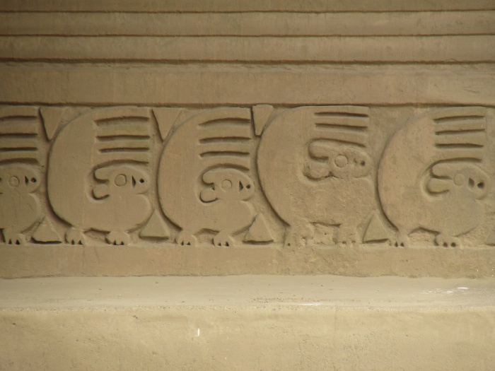 Chan Chan carvings