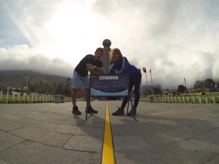 Ciudad Mitad del Mundo Ecuador