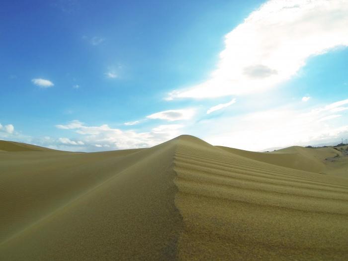Desert Venezuela