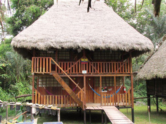 Guacamayo ecolodgeEcuador