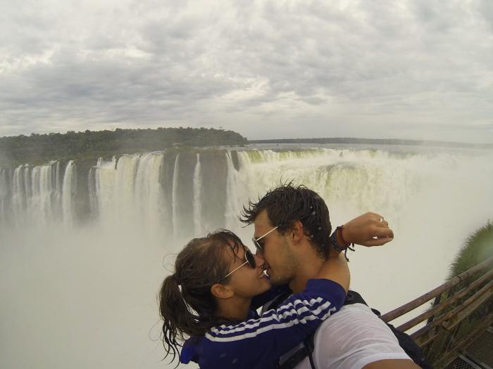 Iguazu falls adventure