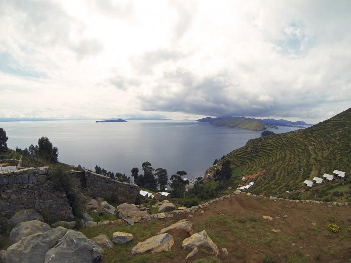Isla del Sol Bolivia Yumani