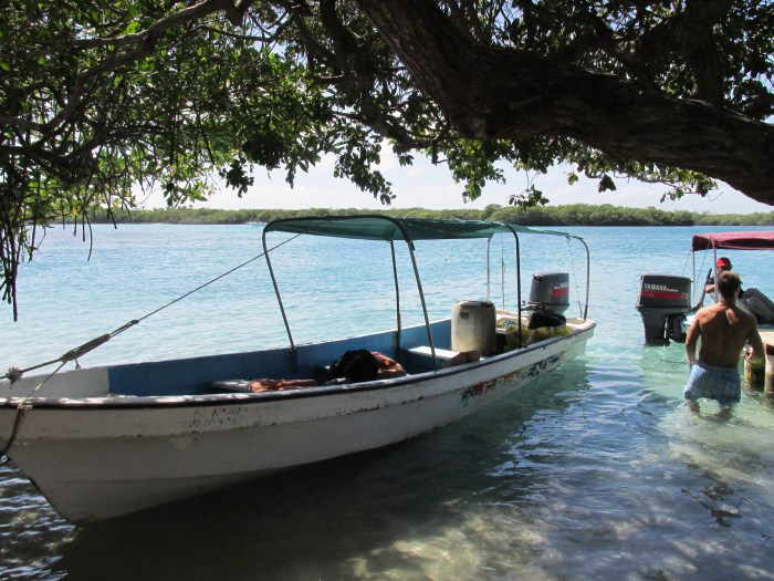 Morrocoy National Park boat tour