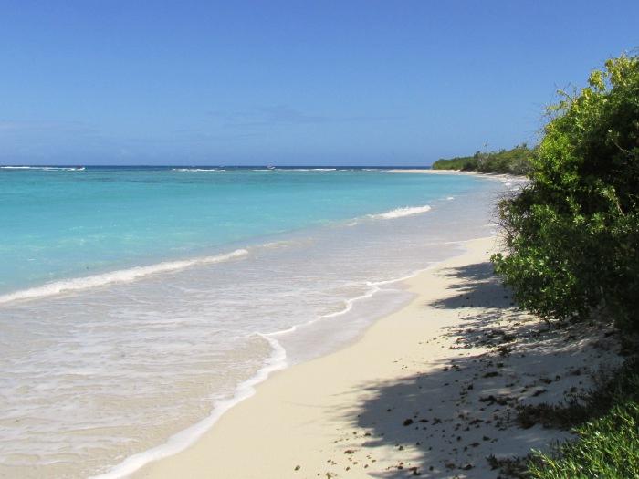 Morrocoy National Park island