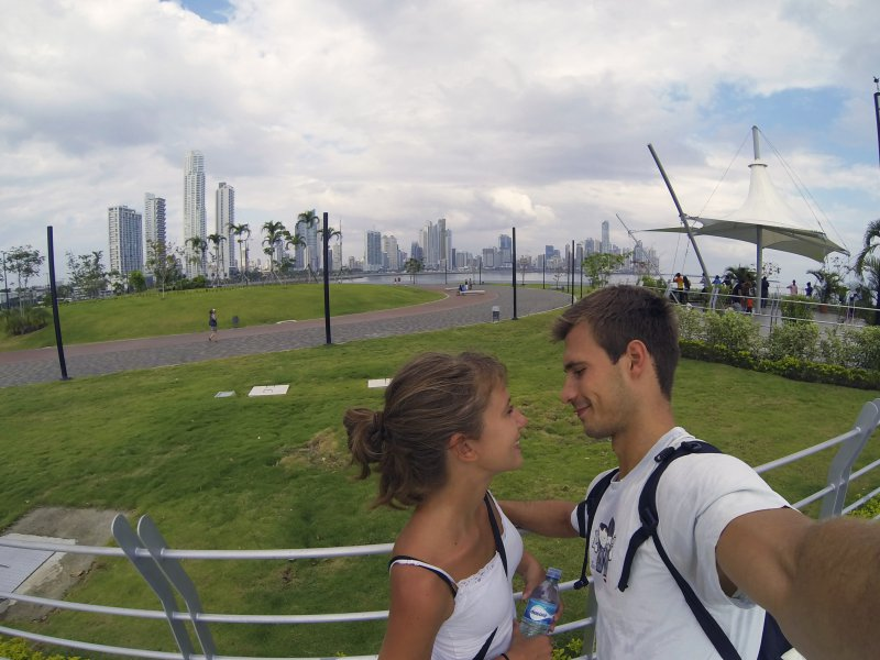 Panama city sightseeing