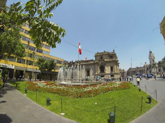 Peru Lima sightseeing