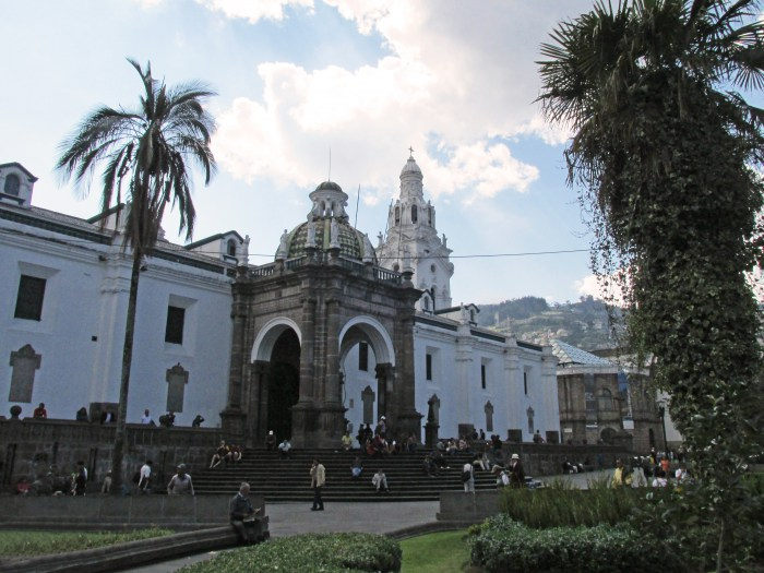 Quito sightseeing