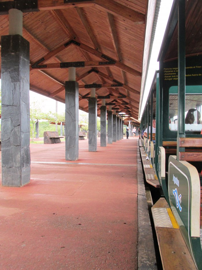 Rainforest Ecological Train Iguazu