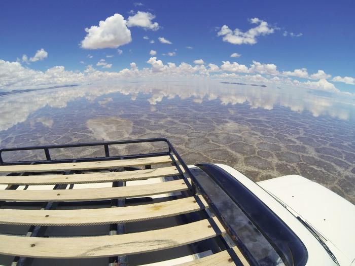 Uyuni salt flats tour Bolivia