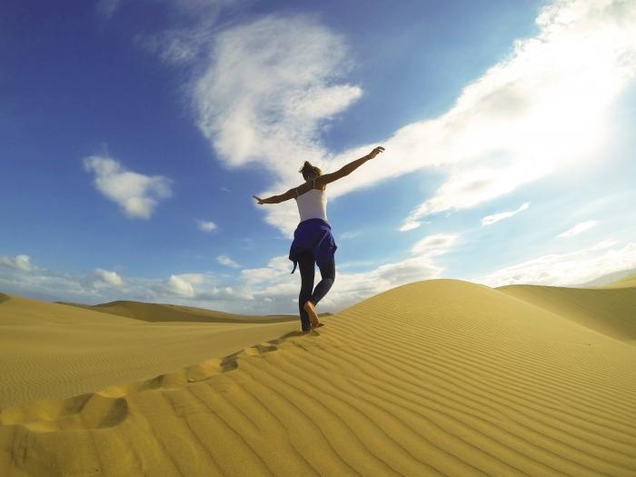 Venezuela desert adventure
