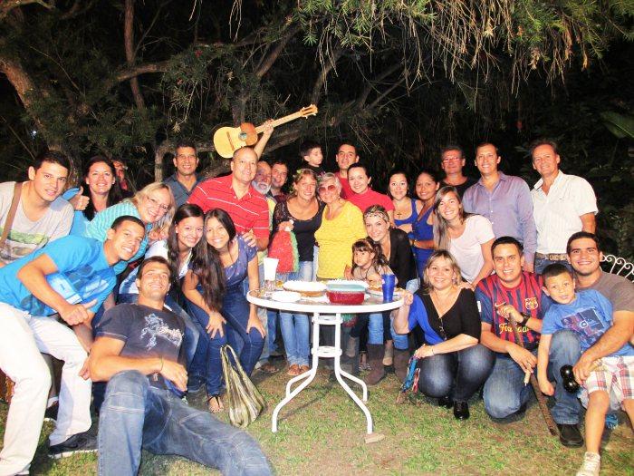 Venezuela family