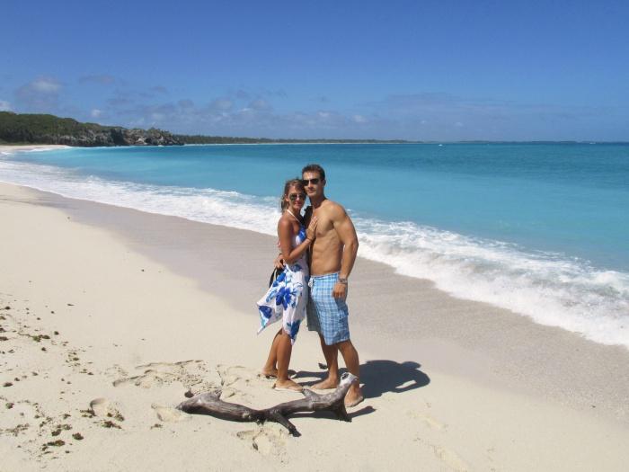 Venezuela honeymoon destination