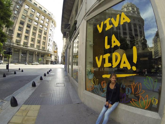 Viva la vida Argentina