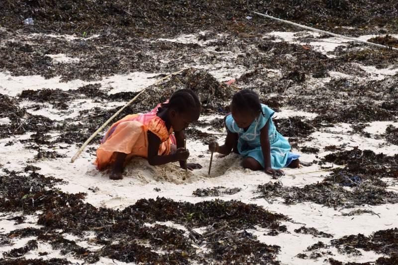 Zanzibar children