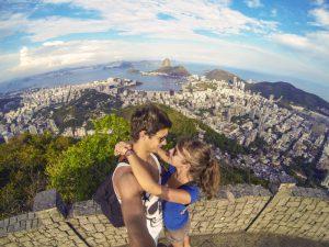 Brazil honeymoon