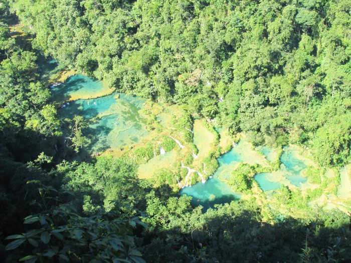 Guatemala view point