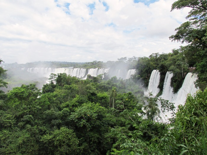 Iguazu Falls, Brazil, Argentina
