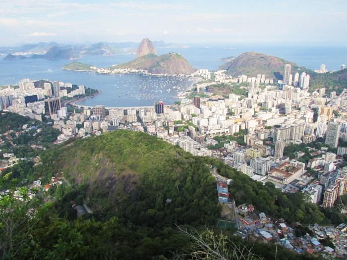 Rio Corcovado view