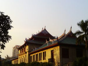 Xiamen China architecture
