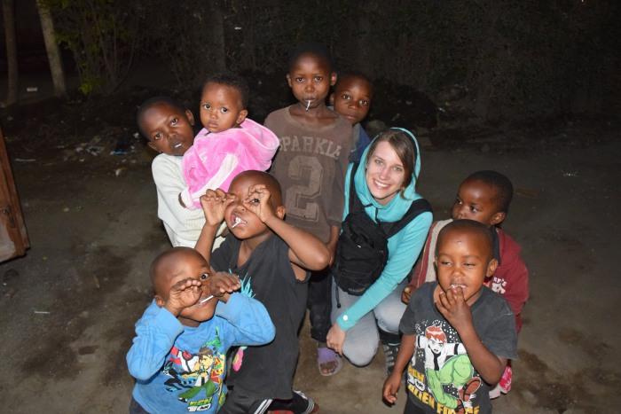 Arusha children Tanzania
