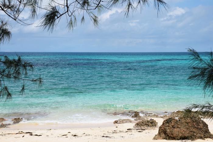 Changuu island beach