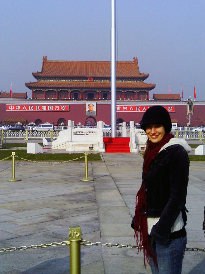 Forbidden city sightseeing