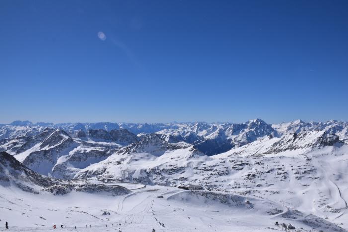 Mölltal Glacier Austria