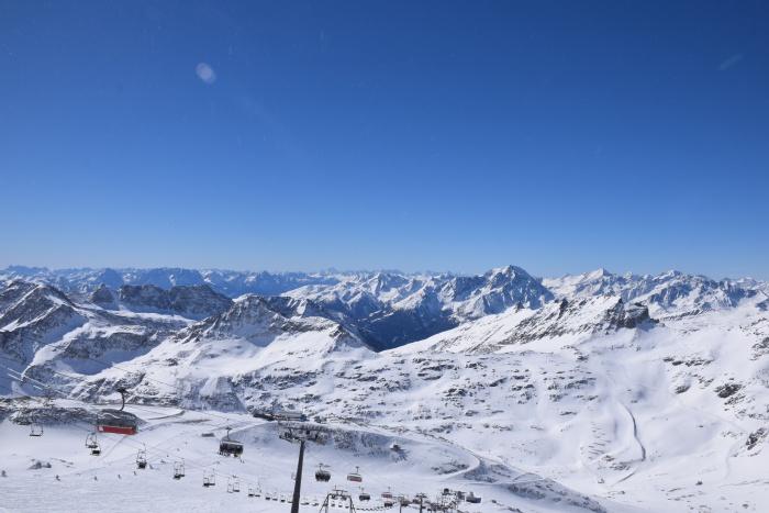 Mölltal Glacier ski resort