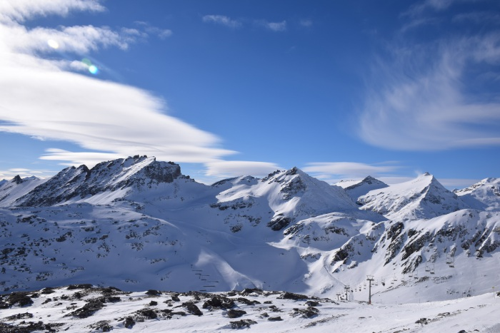 Mölltal Glacier skiing
