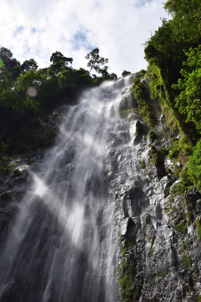 Materuni waterfalls Tanzania