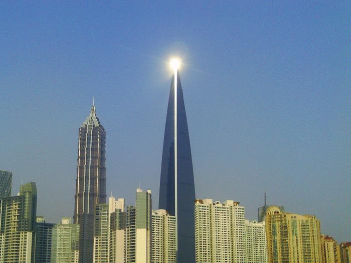 Shanghai modern architecture