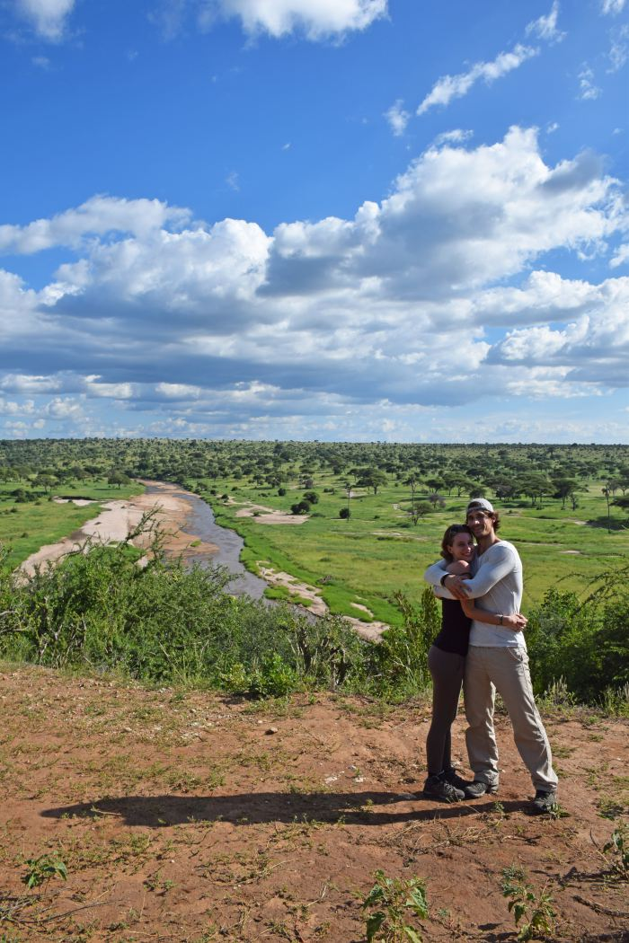 Tanzania honeymoon Tarangire