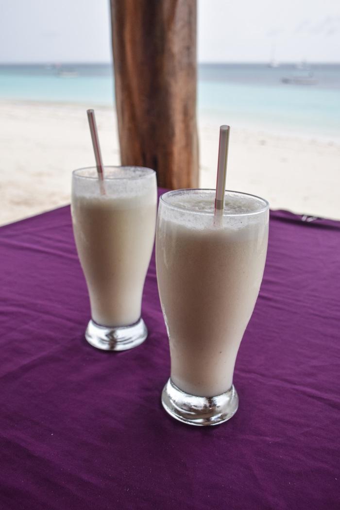 Tropical Smoothie Zanzibar